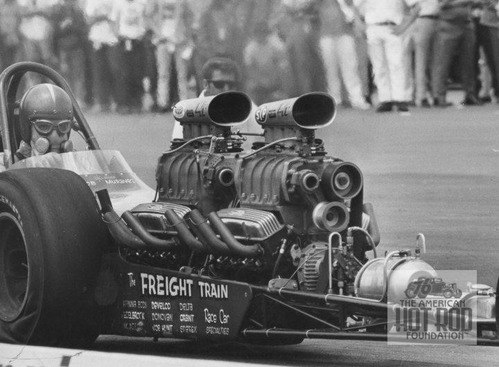 Freight Train Dragster 1967 Pomona