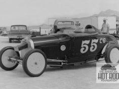 Harold Johansen Bonneville Speedweek 1975 (SCT_065)