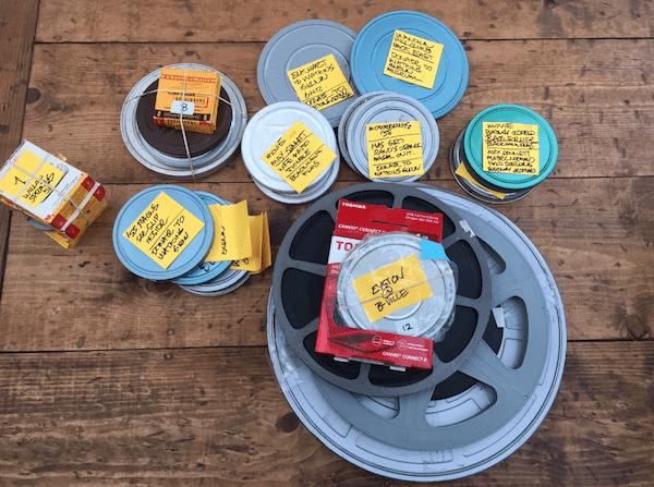 Film & Audio Archive