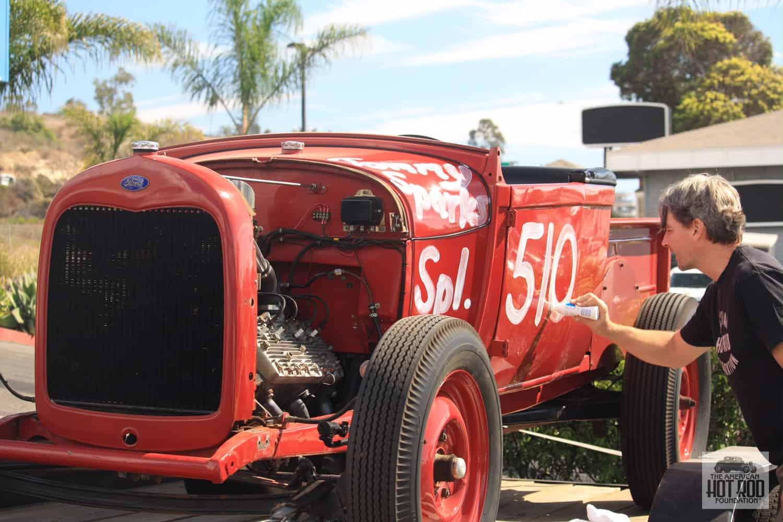 Tom Sparks Roadster in Pismo